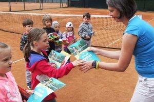 Turniej Tenisa - relacja
