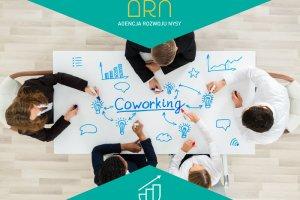 Coworking - biuro na start