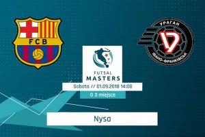 FC Barcelona wraca do Nysy