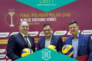 Finał Pucharu Polski Kobiet w Nysie