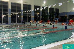 Nocny maraton pływacki zakończony