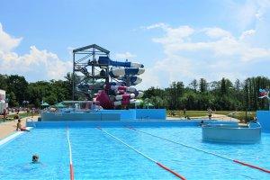 50 tysięcy osób odwiedziło kąpielisko w sezoni
