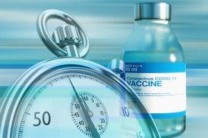 Opóźnienia w otwarciu punktów szczepień masowy