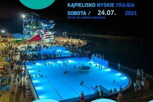 Kolejna Noc Basenów na Frajdzie!